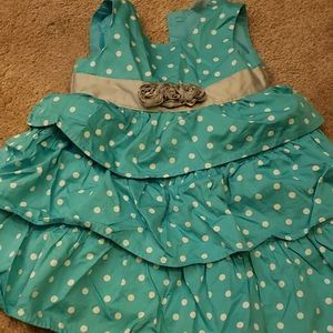 Girls spring/Easter dress